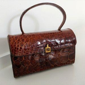 Handbags - Vintage Alligator Purse